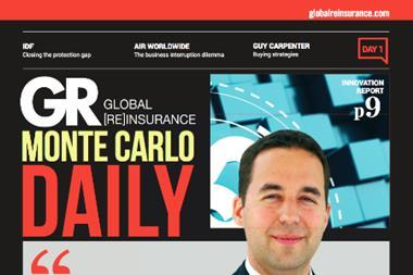 Global Reinsurance Monte Daily 1